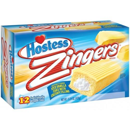 Hostess Zingers Vanilla 360g