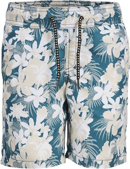 PRODUKT Aloha Badeshorts, Crystal Teal 176