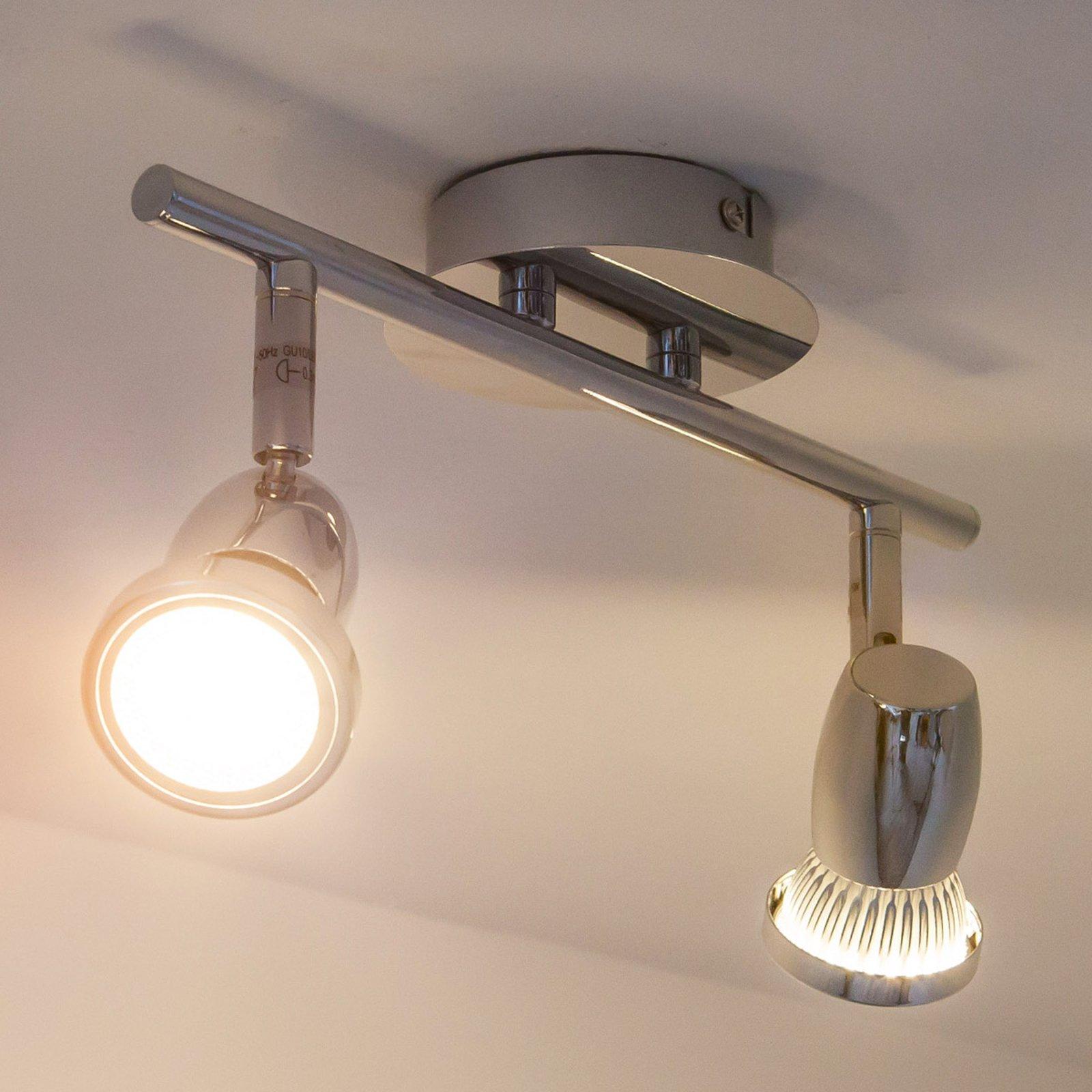 LED-takspot Arminius, 2-punkts