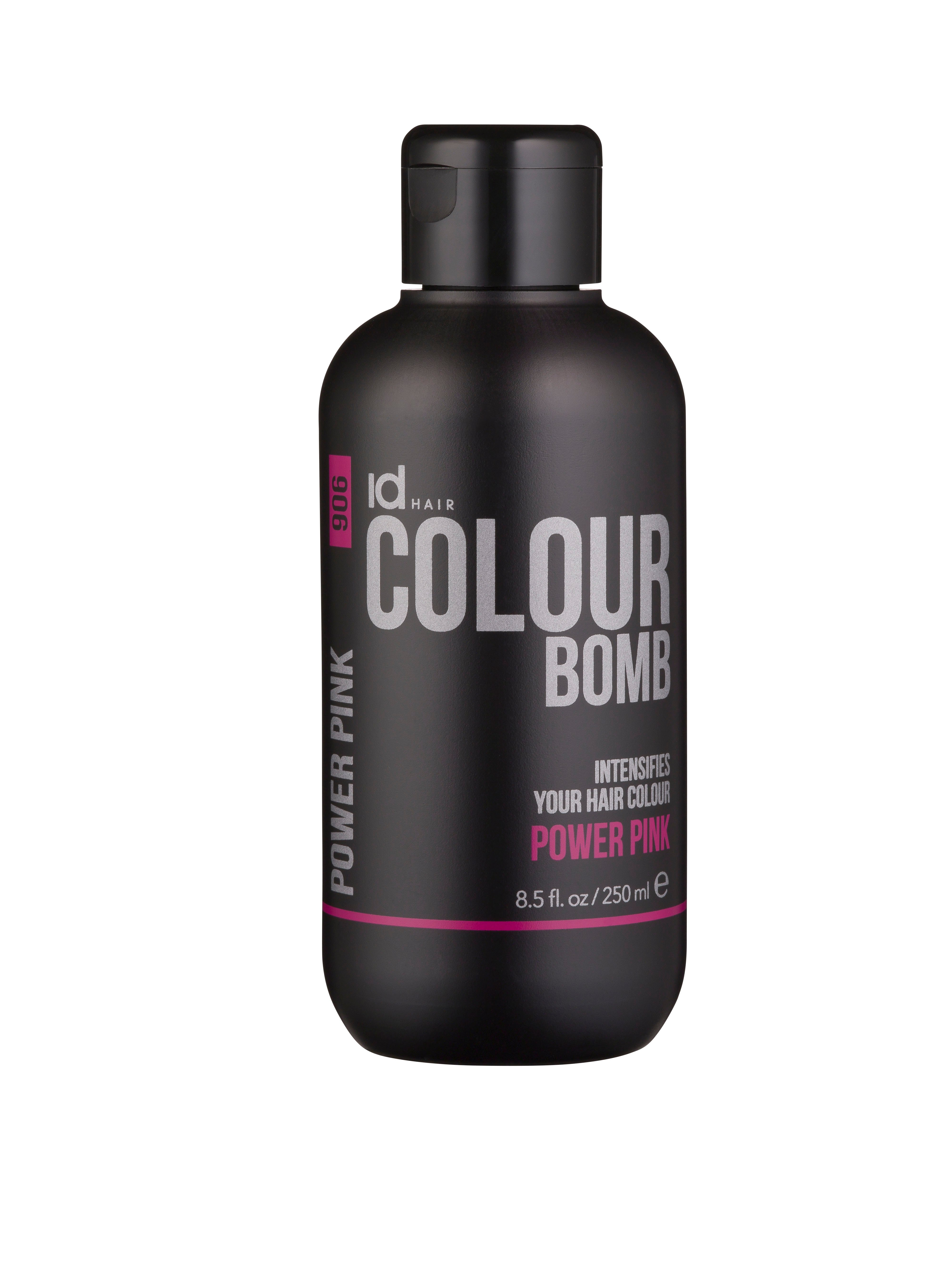 IdHAIR - Colour Bomb 250 ml - Power Pink
