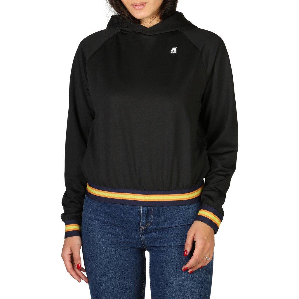 K-Way Women's Sweater Black K00A530 - black 5