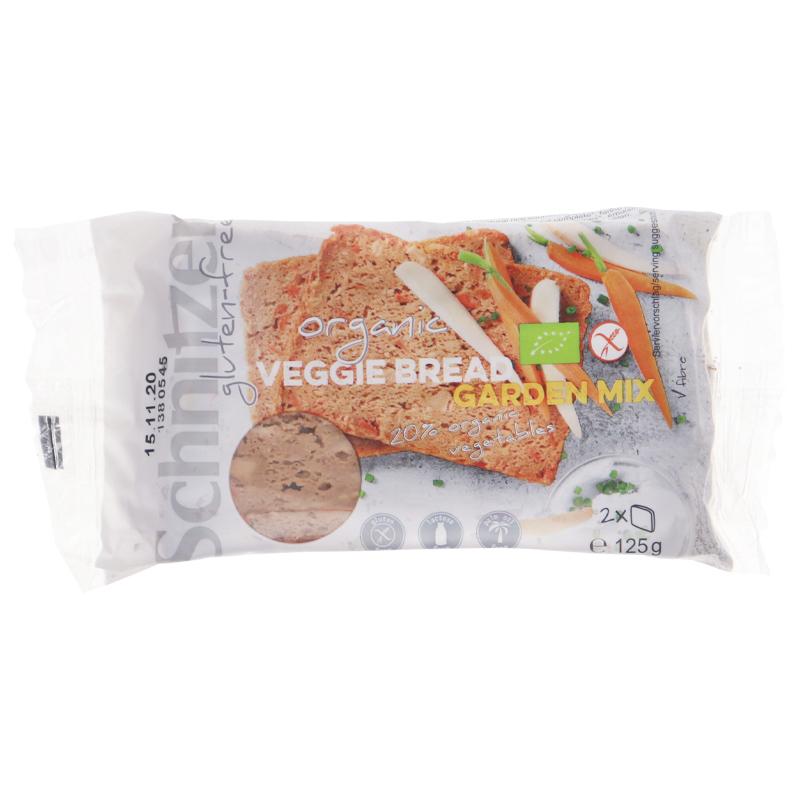 Eko Bröd Morötter, Palsternackor & Frön Glutenfritt - 41% rabatt