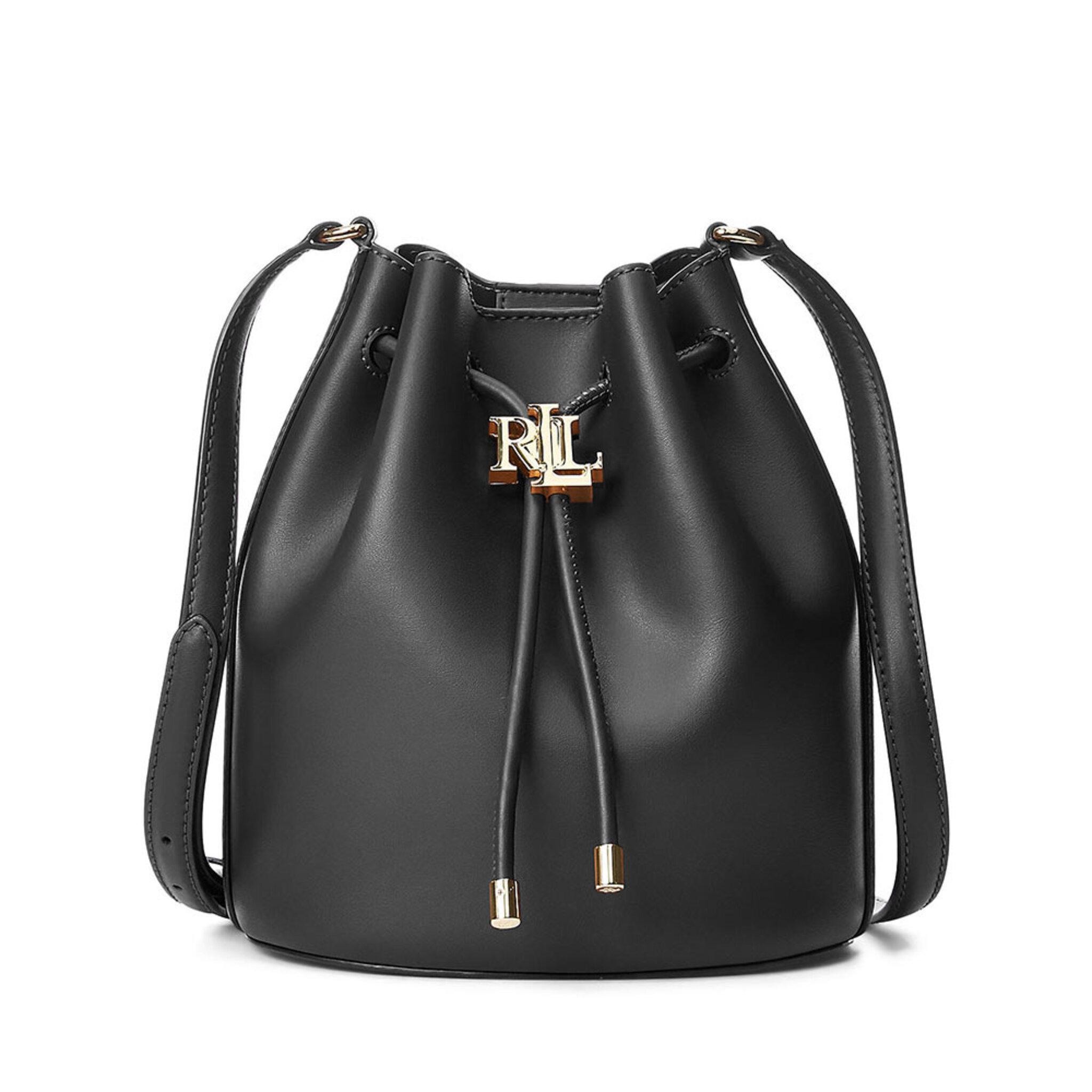 Leather Medium Andie Drawstring Bag