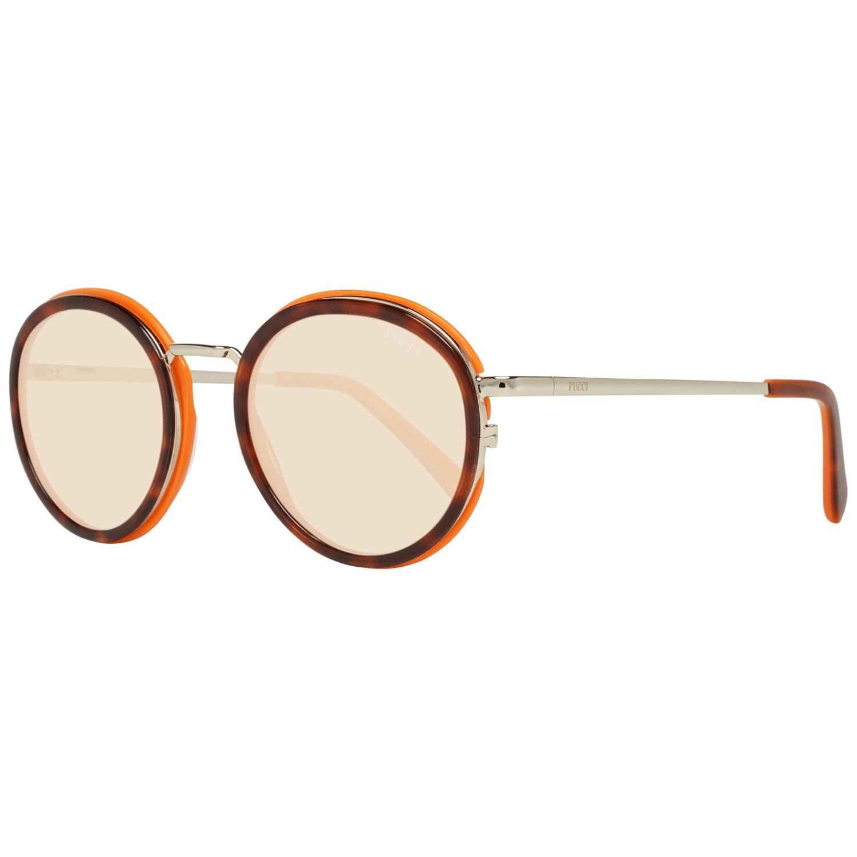 Emilio Pucci Women's Sunglasses Brown