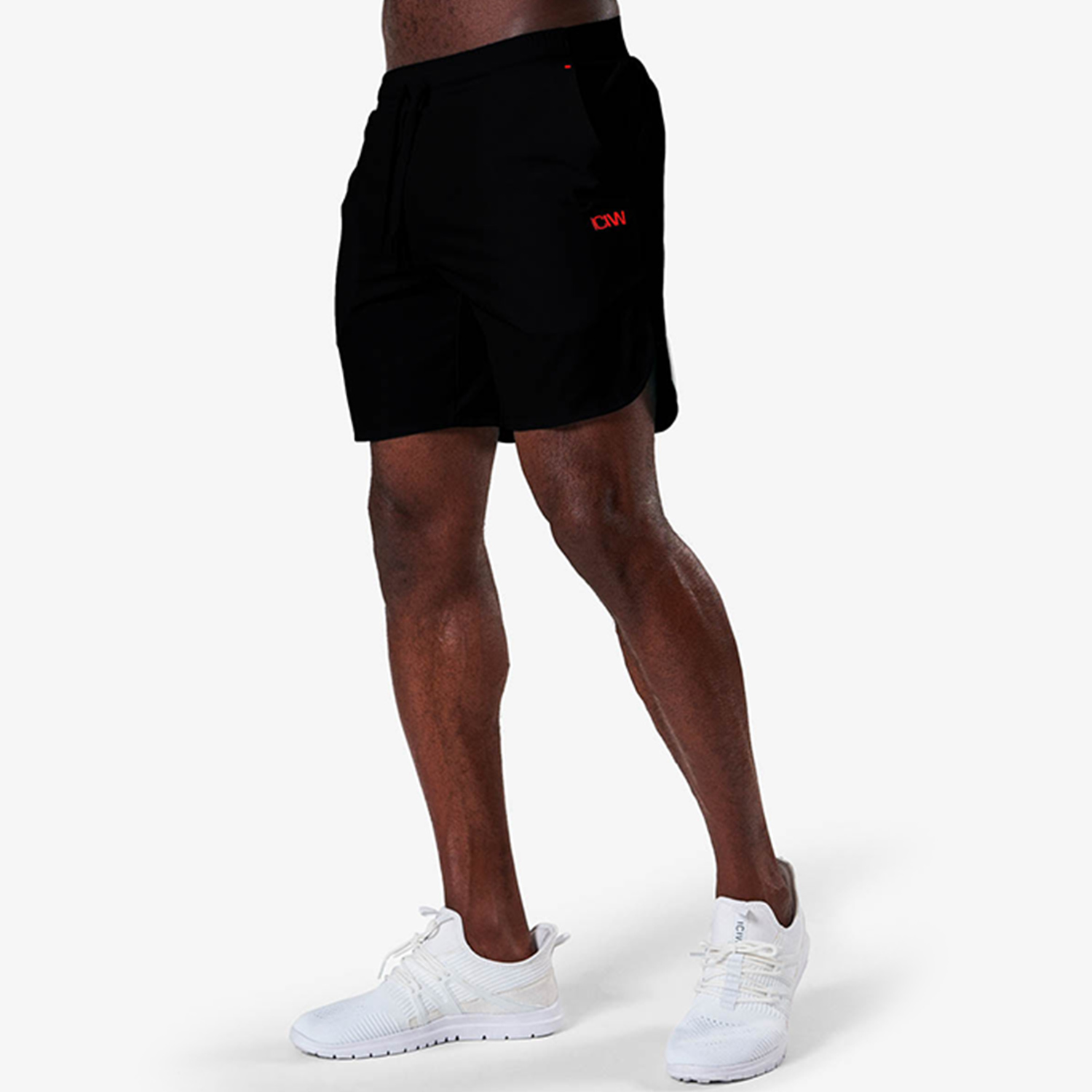 Competitor Shorts, Black