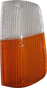 Blinkersglas, Vänster fram