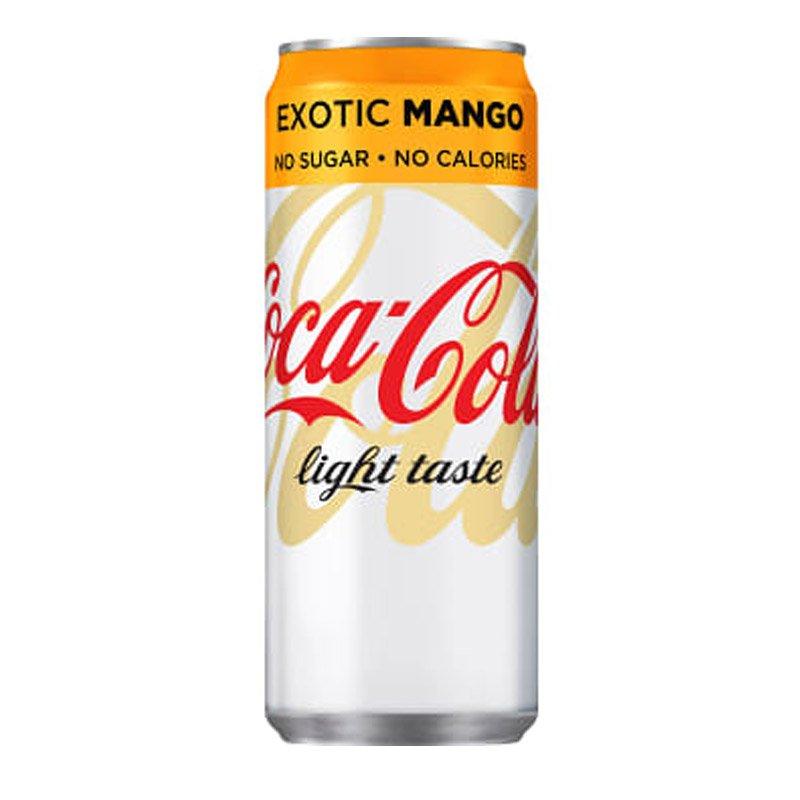 Coca-Cola Light Exotic Mango - 21% rabatt