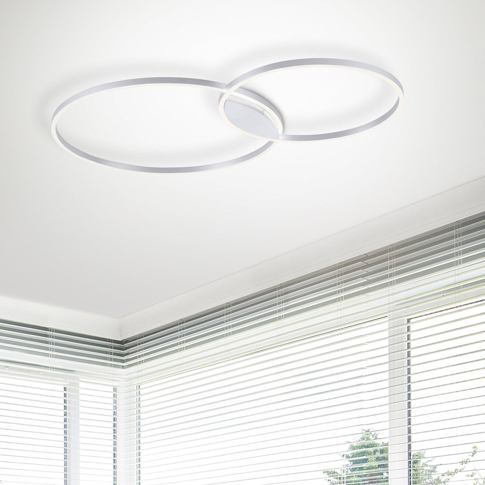 Paul Neuhaus Q-KATE LED-taklampe, 125cm