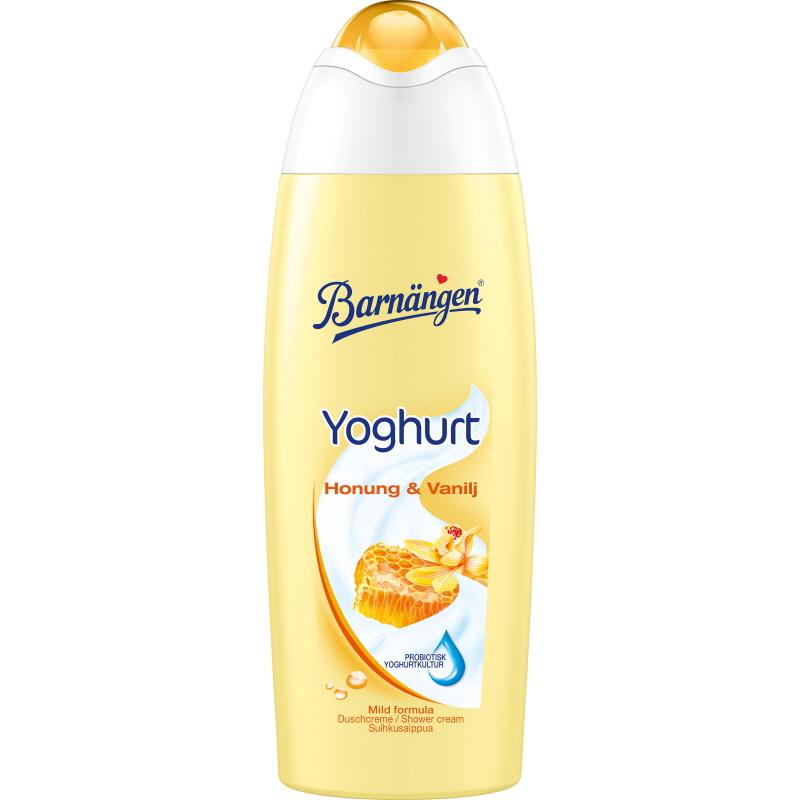 Duschcreme Honung & Vanilj - 25% rabatt