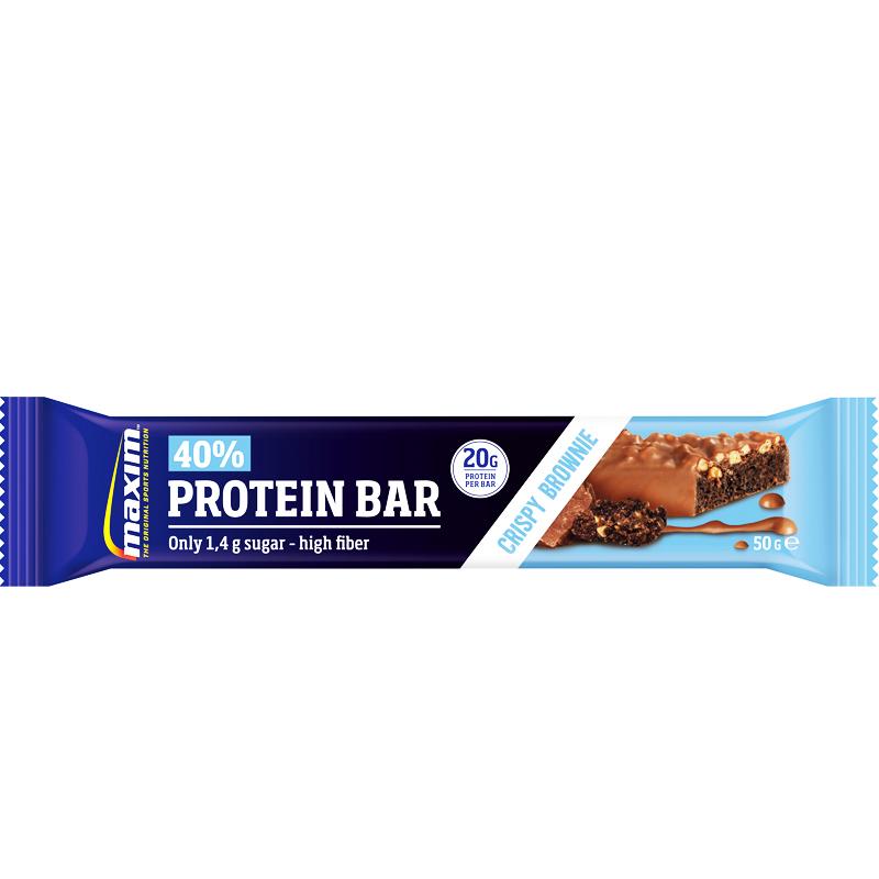 Bar Crispy Brownie - 27% rabatt