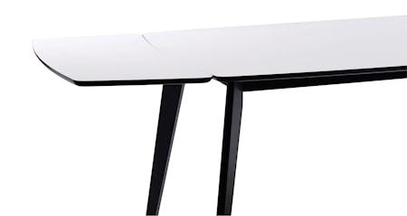 Olivia Tilläggsskiva vit/svart kant 45 cm