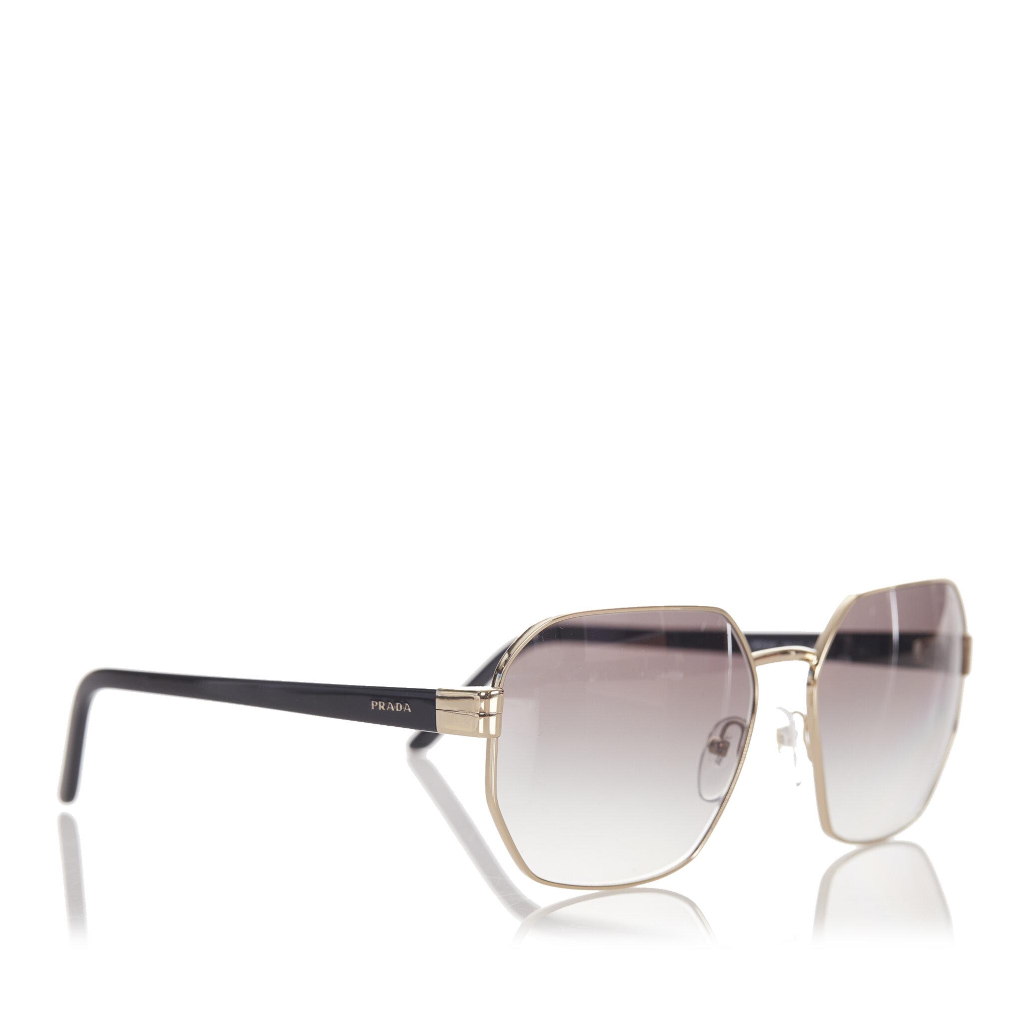 Prada Millennials Aviator Tinted Sunglasses, ONESIZE
