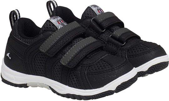 Viking Cascade 2.0 Sneaker, Black/Dark Grey, 27