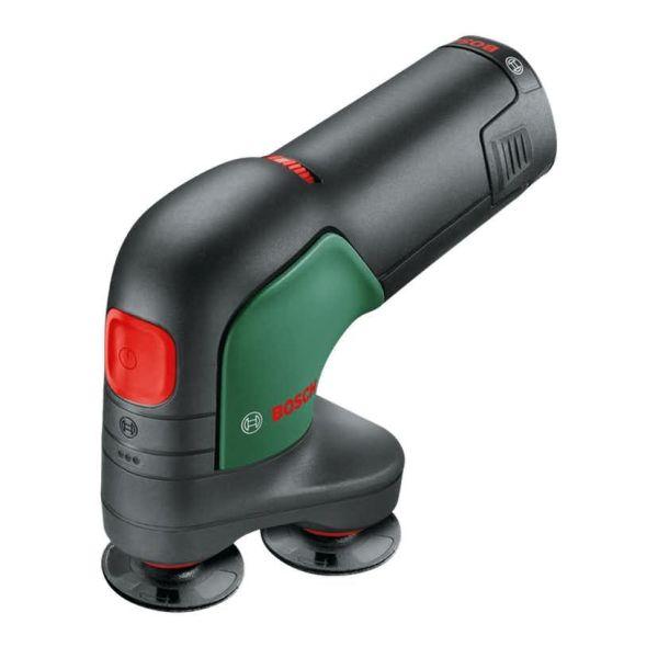 Bosch DIY Easy Curv Sander 12 Slipe- og poleringsmaskin med 2,5Ah batteri og lader
