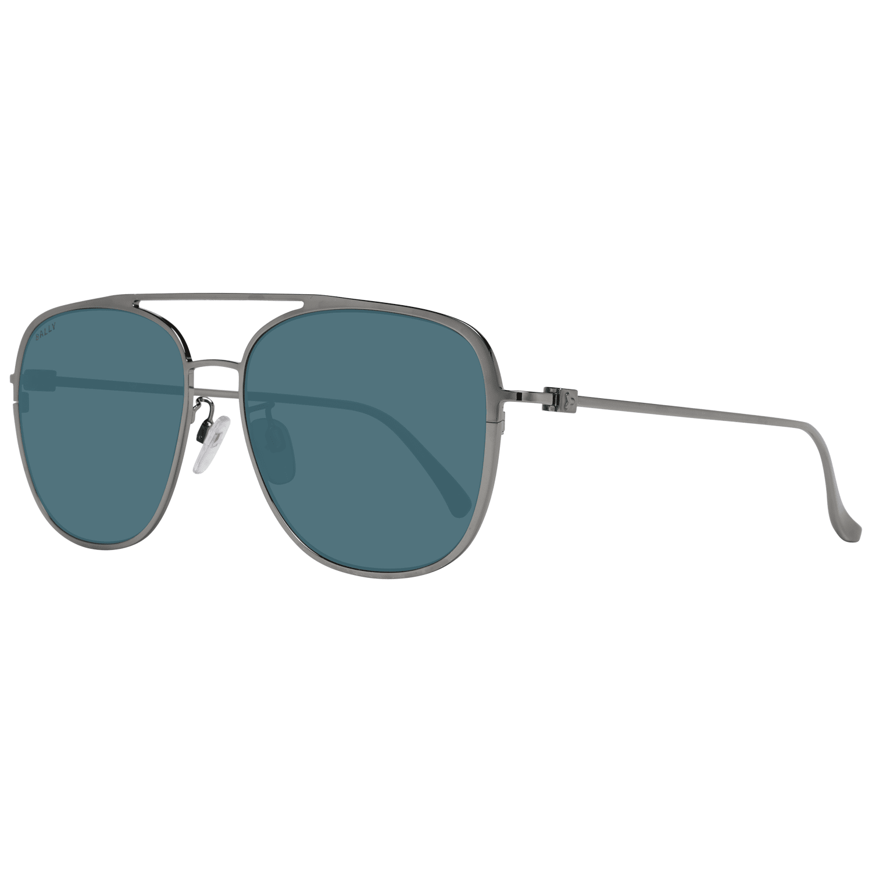 Bally Men's Sunglasses Gunmetal BY0025-D 5808N