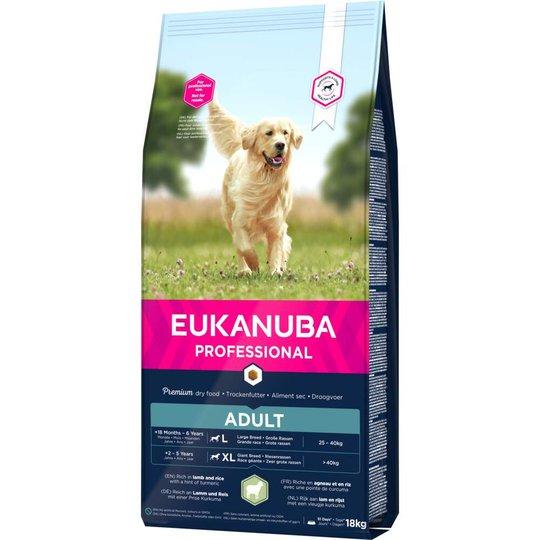 Eukanuba Breeder Adult Large Breed Lamb & Rice 18 kg