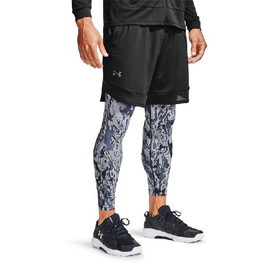 UA Train Stretch Shorts, Black