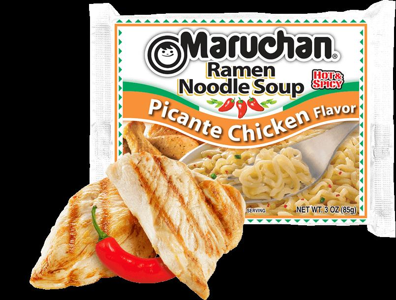 Maruchan Ramen Noodles - Picante Chicken Flavour 85g