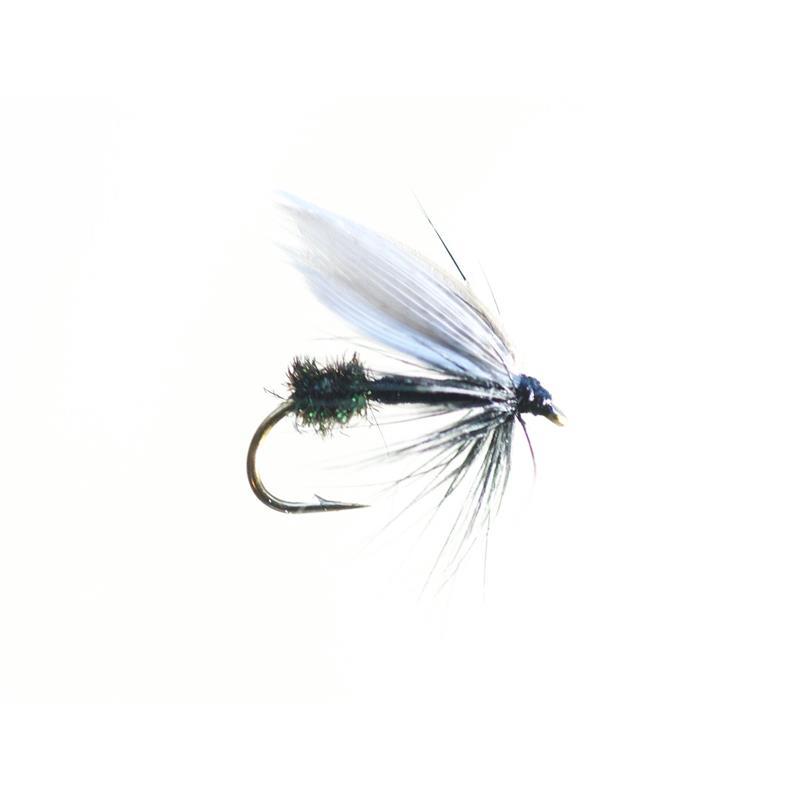 Black Ant #12 - Enkelkrok Kjøp 12 fluer få gratis flueboks