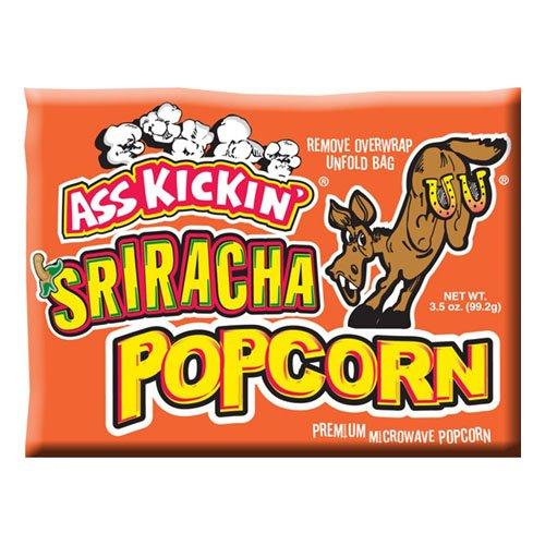 Ass Kickin Sriracha Popcorn - 99 gram
