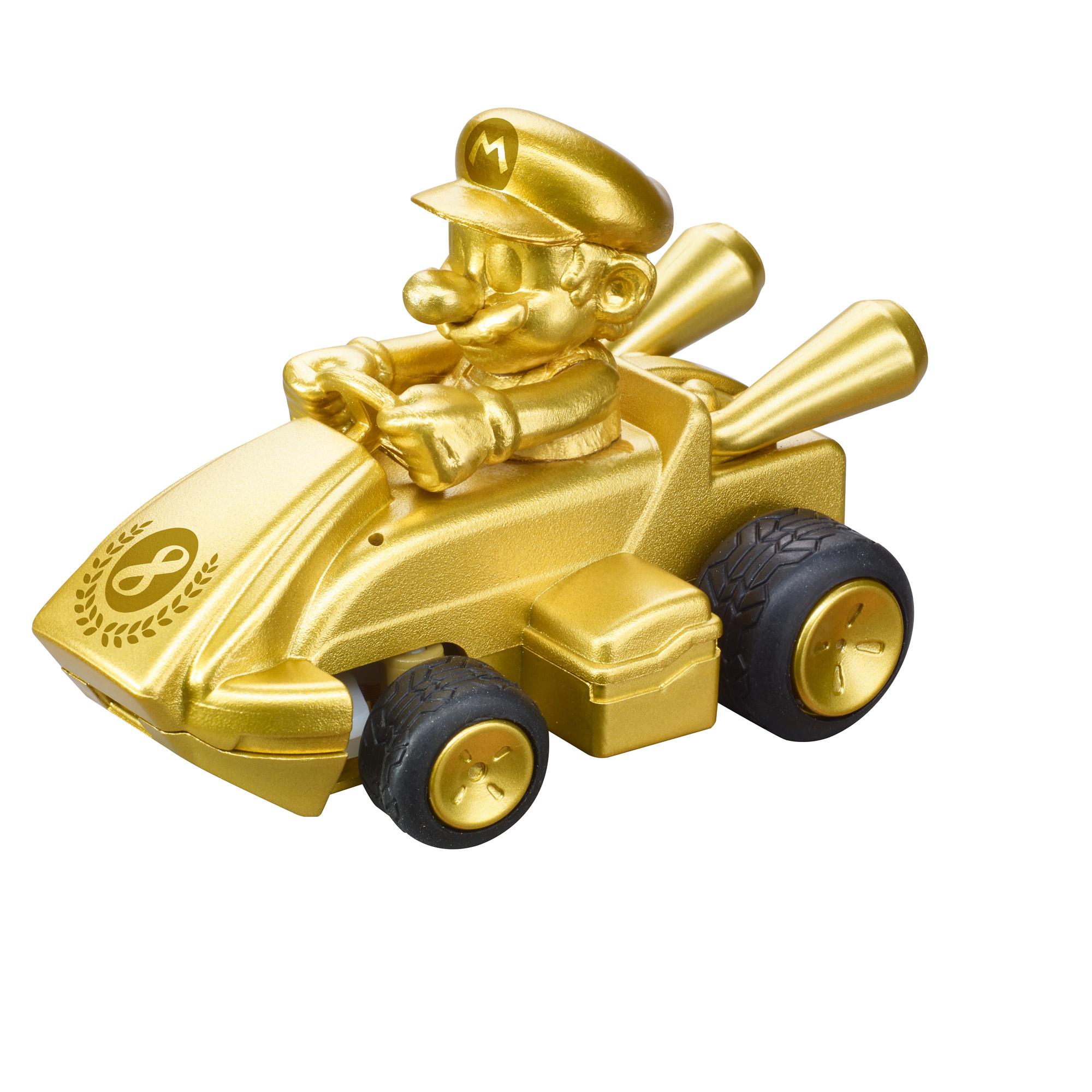 Carrera - Nintendo 2,4GHZ RC Super Mario Mini - Mario Gold (370430001)