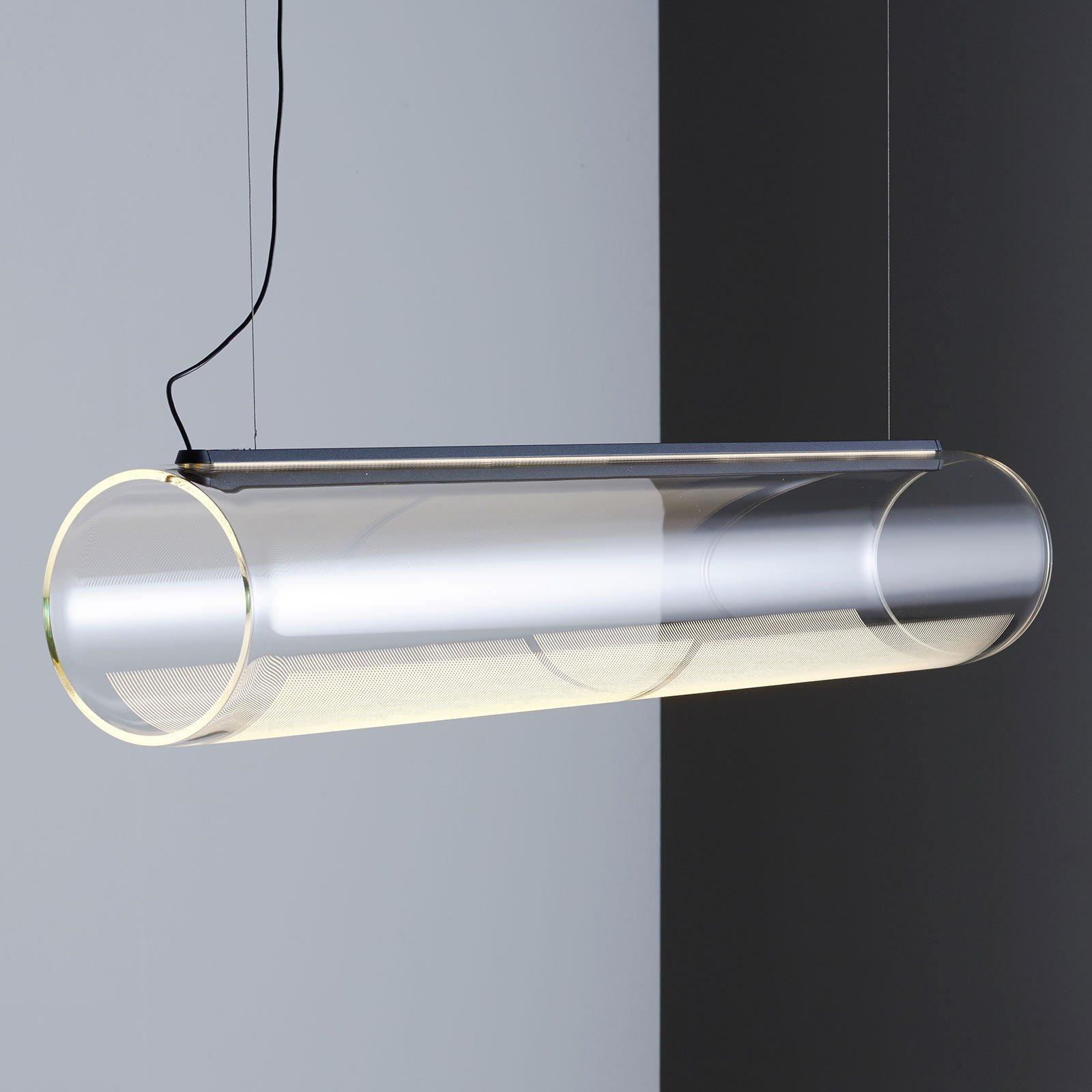 Vibia Guise 2277 LED-hengelampe, lengde 89 cm