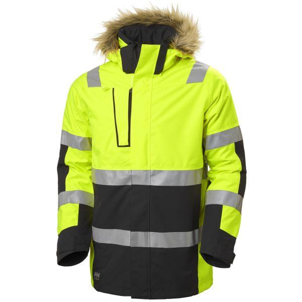 Helly Hansen Workwear Alna 2.0 Jacka gul, varsel M