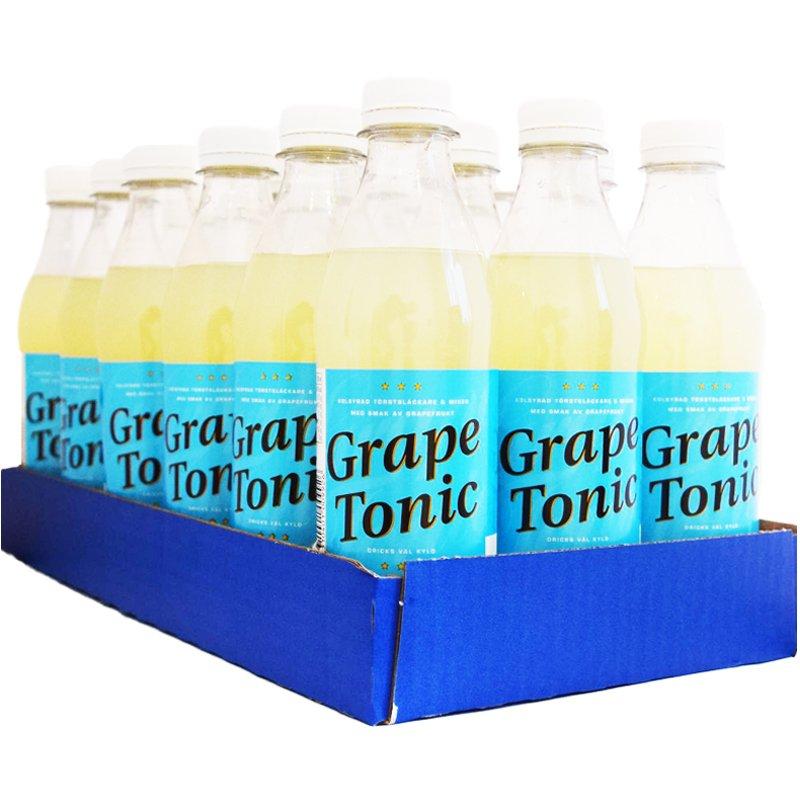 Grape Tonic 18-pack - 25% rabatt