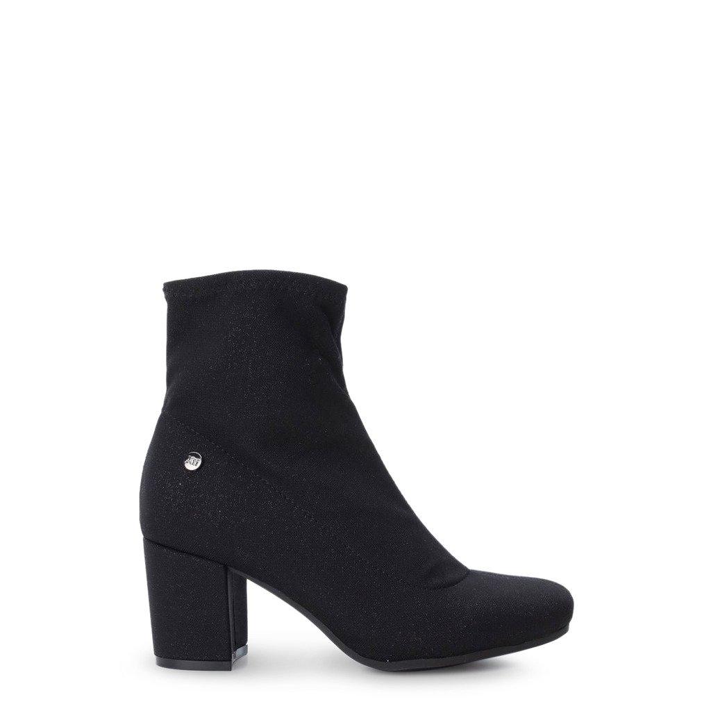 Xti Women's Winter Boots Multicolor 30943 - black EU 35