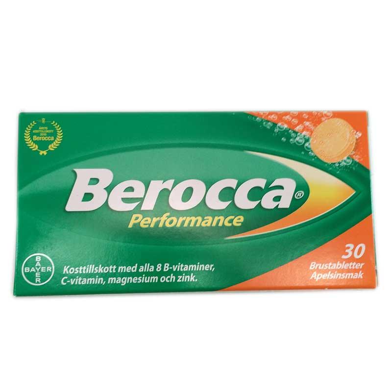 Berocca performance 2-pack - 74% rabatt
