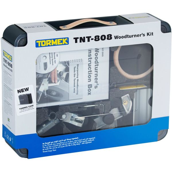 Tormek TNT-808 Jiggpakke