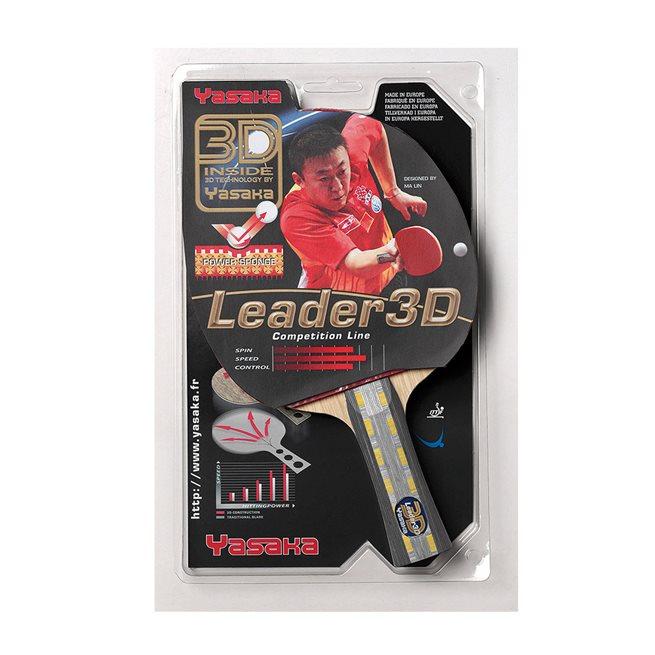 Yasaka Racket Ma Lin Leader 3D, Bordtennis