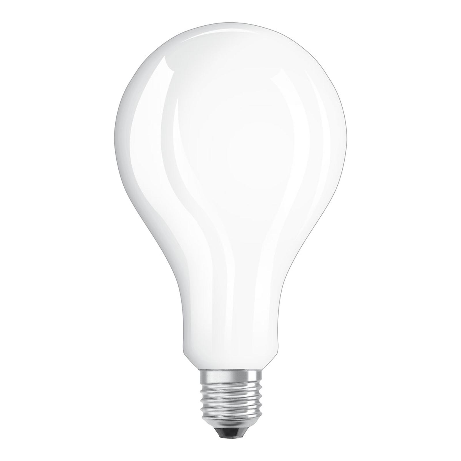 OSRAM-LED-lamppu E27 16W Classic A opaali 2 700 K