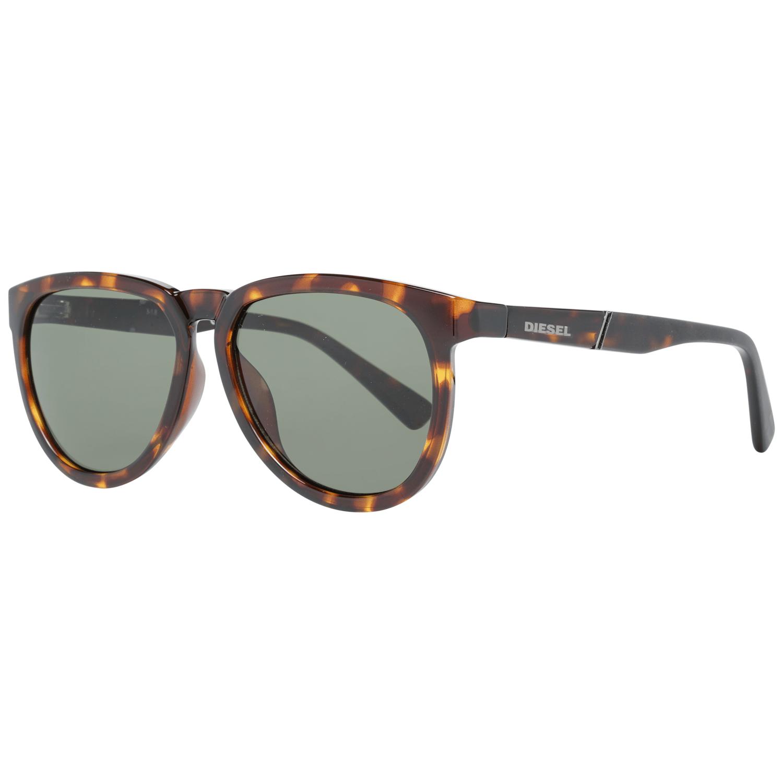 Diesel Unisex Sunglasses Brown DL0272 5052N