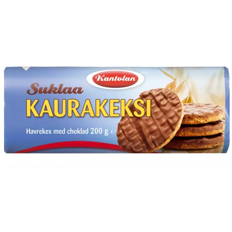 Suklaakaurakeksit - 19% alennus