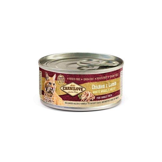 Carnilove Cat Adult Chicken & Lamb 100 g