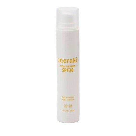 Facial Sun Cream, 50 ml Meraki Aurinkovoiteet
