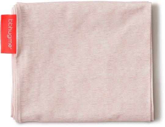 bbhugme Pute Putetrekk, Pink Melange