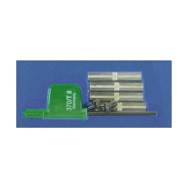 Festool HW-WP Vaihtoterä 30 x 5,5 x 1,1 mm, 4 kpl