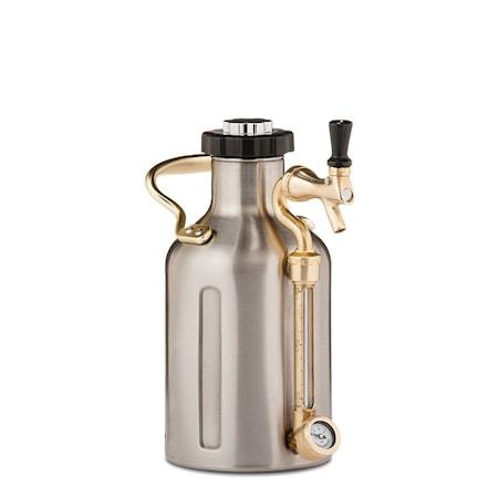 Öltapp - Ukeg Pro rostfritt stål 1,9L