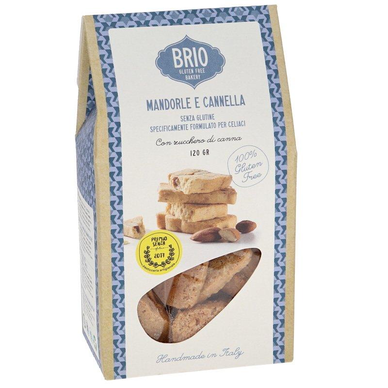 Glutenfria Kakor Kanel & Mandel - 40% rabatt