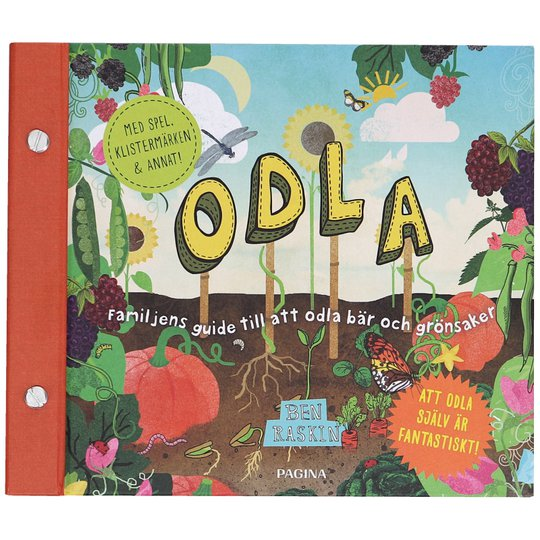 Odla - Familjens guide till att odla bär och grönsaker - 51% rabatt