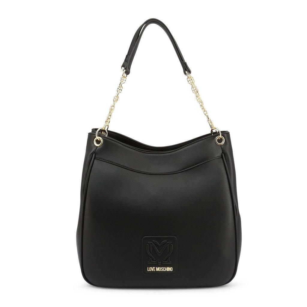 Love Moschino Women's Shoulder Bag Black JC4118PP1CLK1 - black NOSIZE
