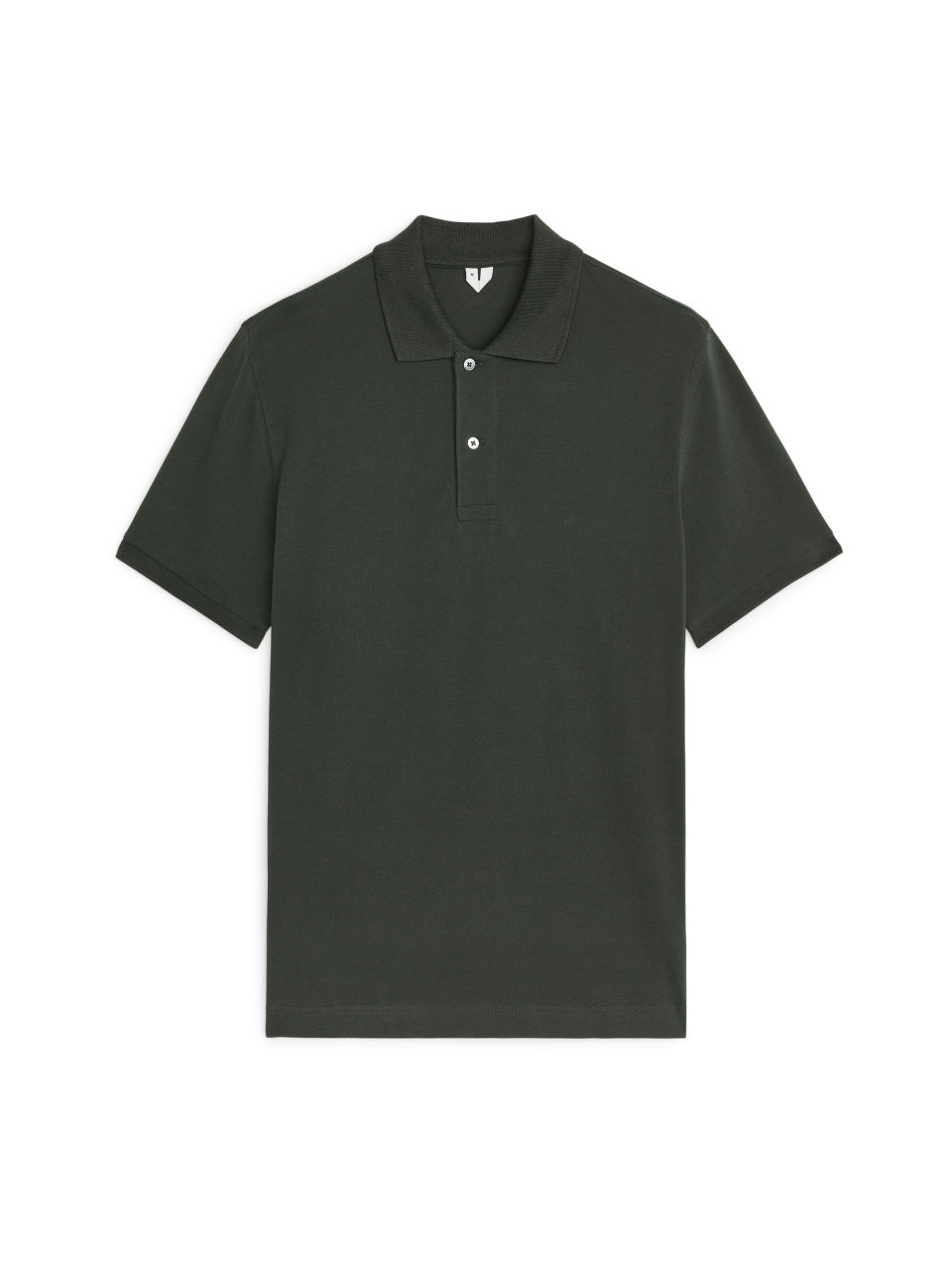 Piqué Polo Shirt - Green