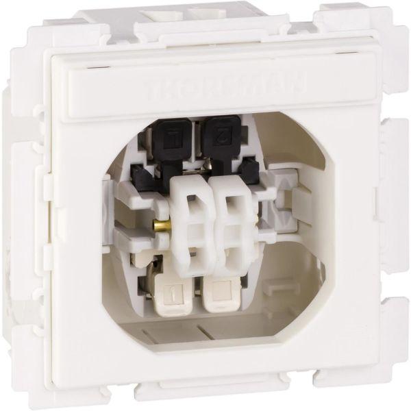 Schneider Electric 5980271 Strømstillersett 250 V, kronevender