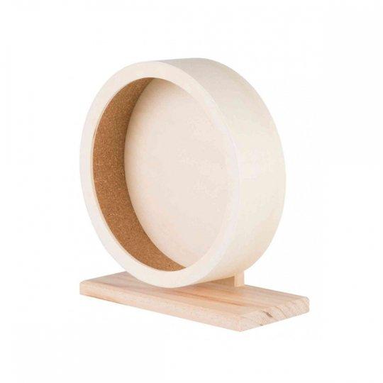 Trixie Hamsterhjul Trä (21 cm)