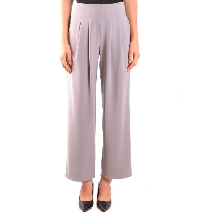 Armani Collezioni Women's Trouser Grey 164037 - grey 44