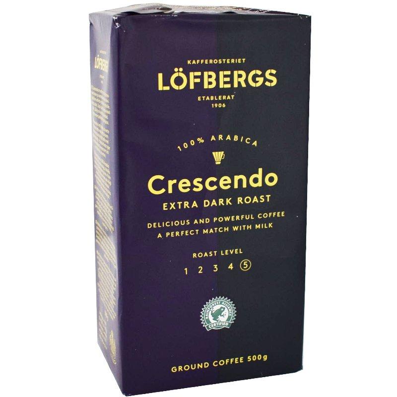 Suodatinkahvi Lila Crescendo erittäin tumma paahto - 23% alennus