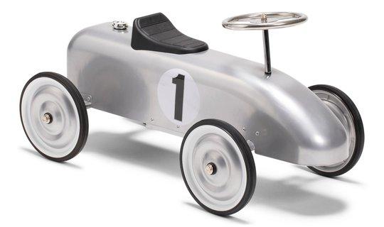 Mini speeders Classic Gåbil No 1, Silver