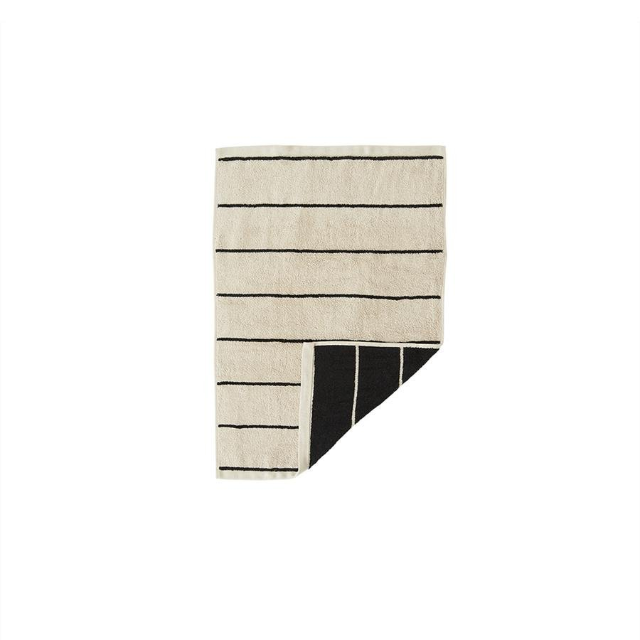 OYOY Living - Raita Organic Towel - 40x60 cm - Clay